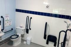 Warren Cottage - Accessible Toilet/Shower