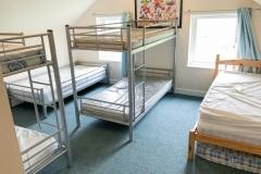 Warren Cottage - Large upstairs dormitory 2nd half